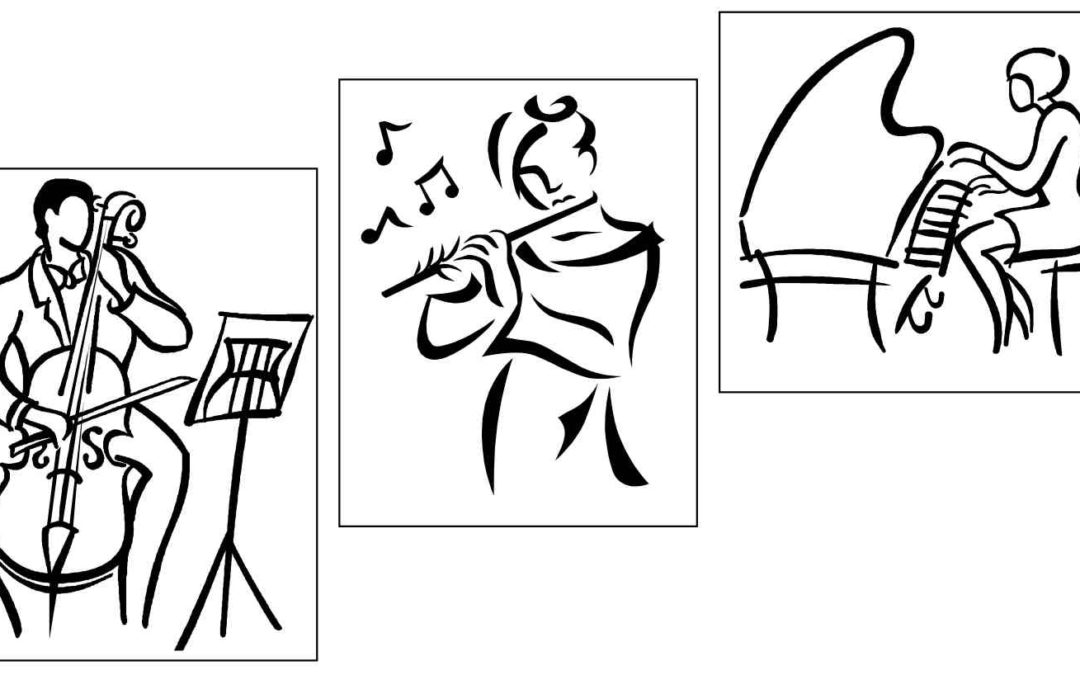 Holiday Chamber Music Recital, December 1st, 5-6:30 pm