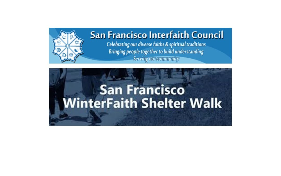 Postponed: Walk to support Interfaith Winter Shelter